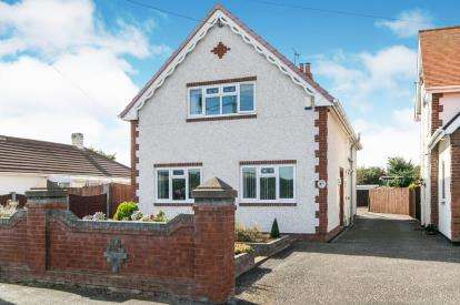 5 Bedrooms Detached House for sale in Towyn Way West, Towyn, Abergele, Conwy, LL22