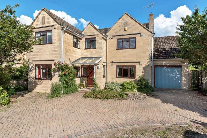 4 Bedrooms Detached House for sale in Totterdown Lane, Fairford