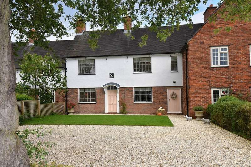 3 Bedrooms Cottage House for sale in Flittogate Lane, Tabley