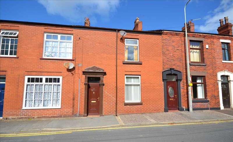 2 Bedrooms Terraced House for sale in Carr Lane, Chorley