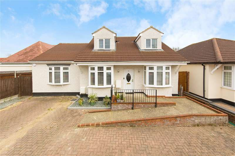 5 Bedrooms Detached Bungalow for sale in Edison Avenue, Hornchurch, RM12