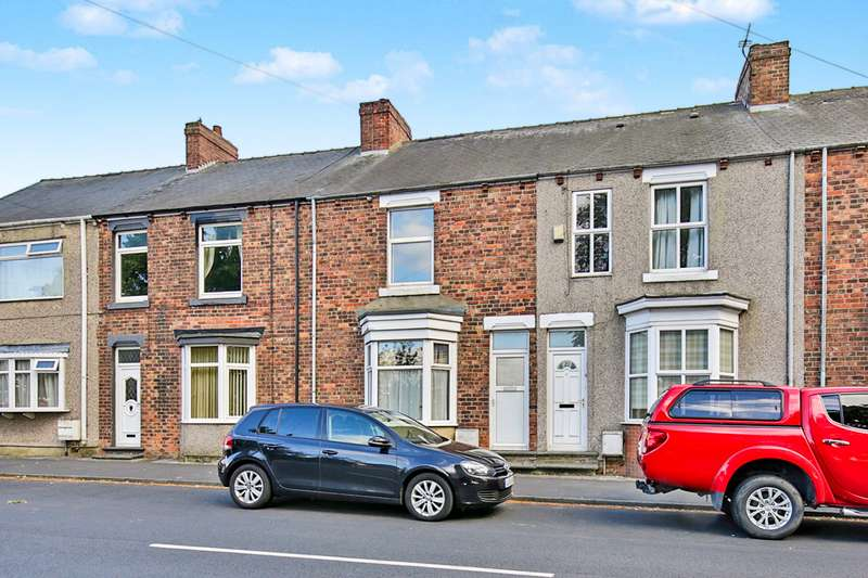 2 Bedrooms House for sale in Cooperative Terrace, Coxhoe, Durham, Durham, DH6