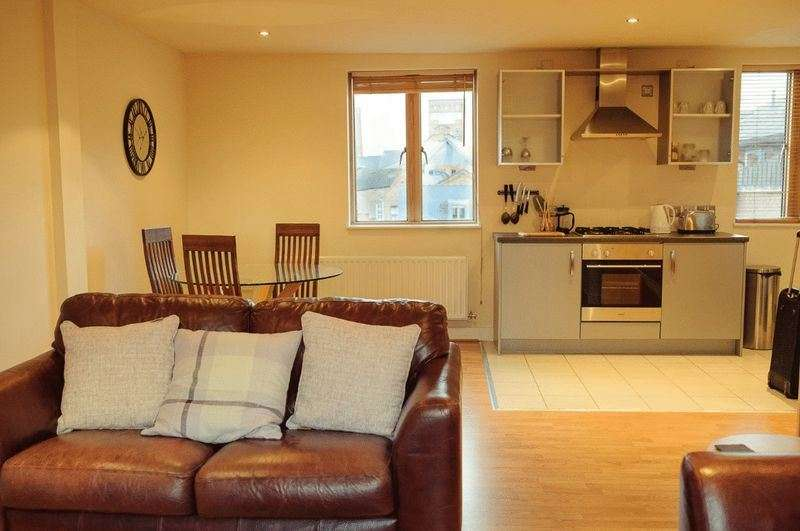 2 Bedrooms Apartment Flat for sale in Seller Street, Chester, Cheshire, CH1 3AG