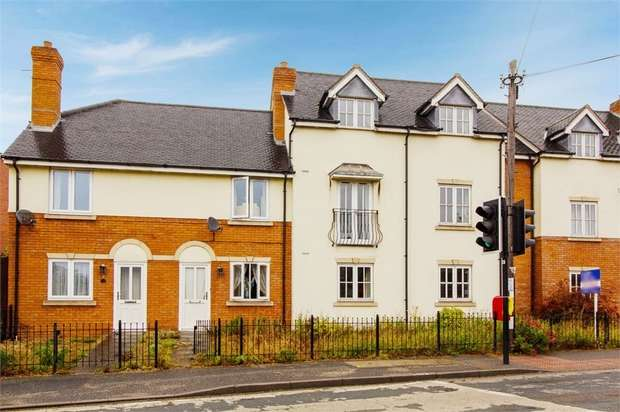 2 Bedrooms Flat for sale in Swan Court, Burford, Tenbury Wells, Shropshire