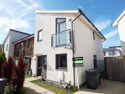 3 Bedrooms Semi Detached House for sale in Miller Way, Fengate, Peterborough, Cambridgeshire