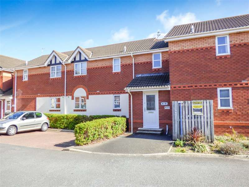 1 Bedroom Apartment Flat for sale in Flat 11 Sutherland View, Sutherland Road, Blackpool, Lancashire