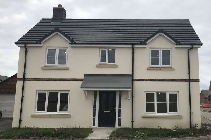 4 Bedrooms Detached House for sale in Station Road, Pershore, WR10