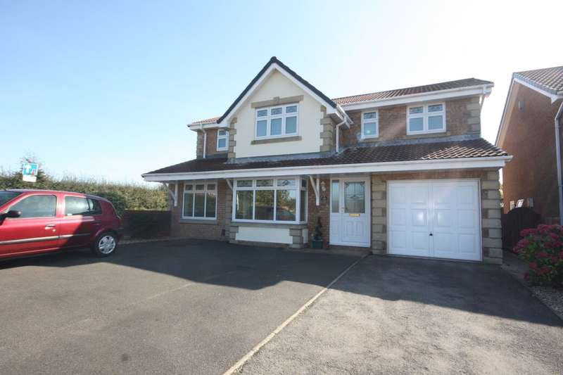 5 Bedrooms Detached House for sale in Alford Road, Brotton, Saltburn-By-The-Sea, TS12