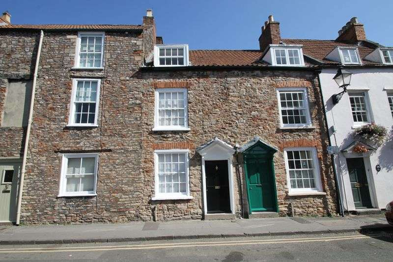 3 Bedrooms Property for sale in Priest Row, Wells