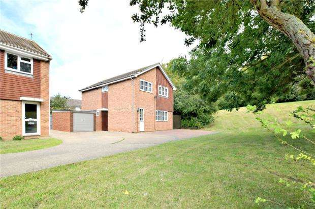 4 Bedrooms Detached House for sale in Ashby Road, Witham, Essex