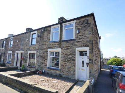 3 Bedrooms Terraced House for sale in Queen Street, Briercliffe, Burnley, Lancashire