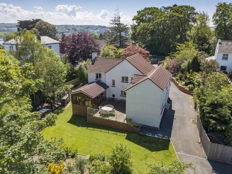 5 Bedrooms Detached House for sale in Orchard Hill, Bideford