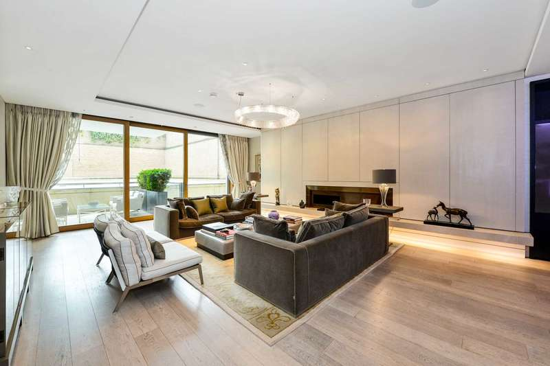 5 Bedrooms Apartment Flat for sale in Montrose Place, London, SW1X