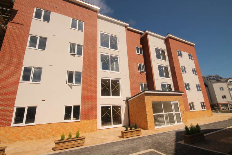 2 Bedrooms Apartment Flat for sale in Flat 37 Riverview House, Kempston Road, Bedford, MK42