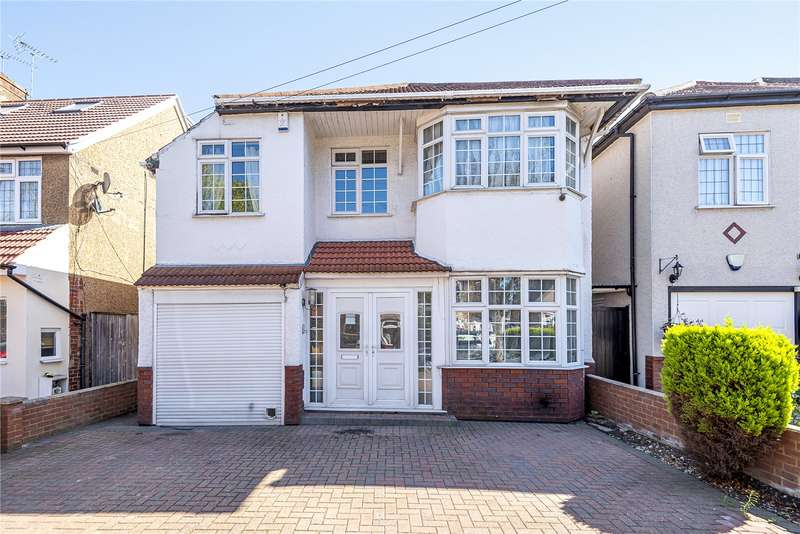 4 Bedrooms Detached House for sale in Worple Way, Harrow, Middlesex, HA2