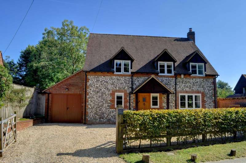 4 Bedrooms Detached House for sale in Kiln Lane, Lacey Green