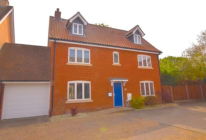 5 Bedrooms Link Detached House for sale in Chapel Road, Tolleshunt D'Arcy, Maldon, Essex, CM9