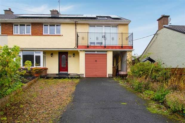 4 Bedrooms Semi Detached House for sale in Beechgrove, Omagh, County Tyrone