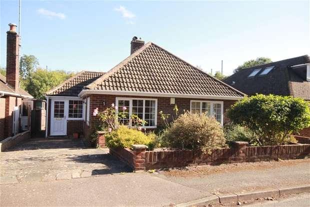 3 Bedrooms Bungalow for sale in Walkers Close, Harpenden