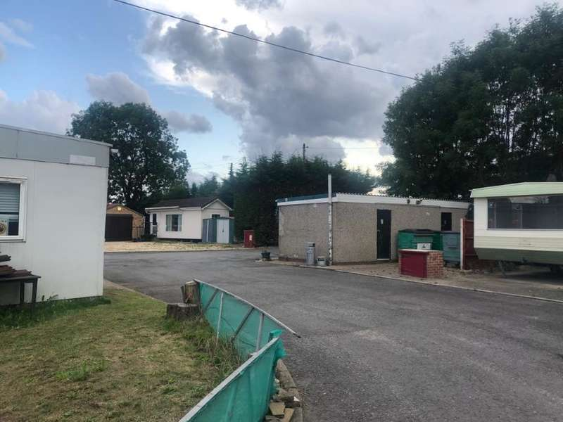 Commercial Development for sale in Mill View Caravan Park, Mill Lane, Brigg, Lincolnshire