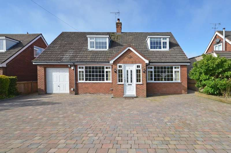 4 Bedrooms Detached House for sale in Hilderstone Road, Meir Heath, ST3 7NY
