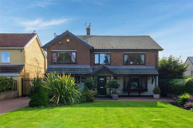 5 Bedrooms Detached House for sale in High Hesleden, High Hesleden, Hartlepool, Durham