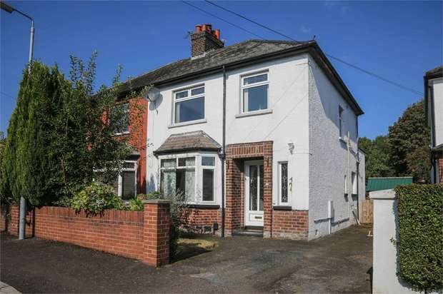 3 Bedrooms Semi Detached House for sale in Thornhill Parade, Belfast, County Down