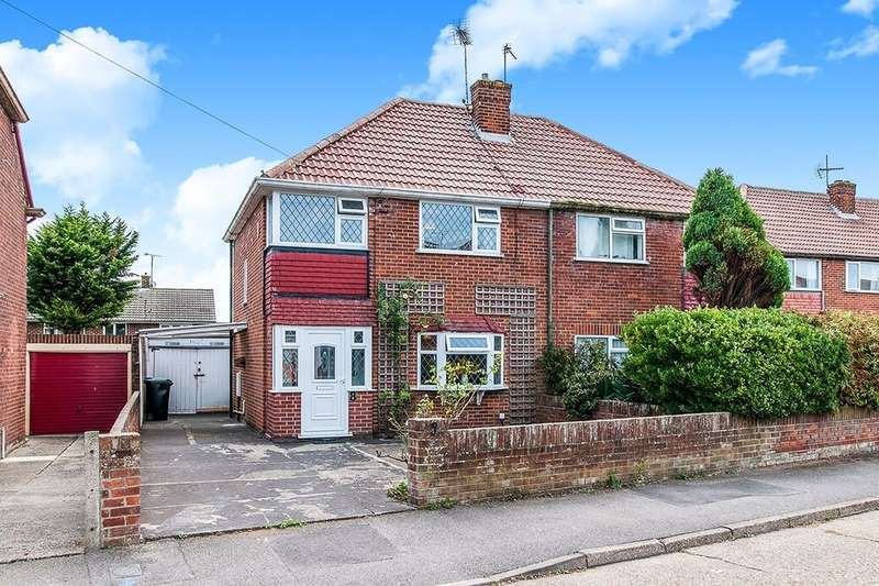 3 Bedrooms Semi Detached House for sale in Albert Road, Broadstairs, CT10