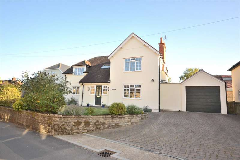 4 Bedrooms Detached House for sale in Pilwell, Marnhull, Sturminster Newton, Dorset, DT10