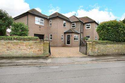 5 Bedrooms Detached House for sale in Morthen Road, Wickersley, Rotherham, South Yorkshire