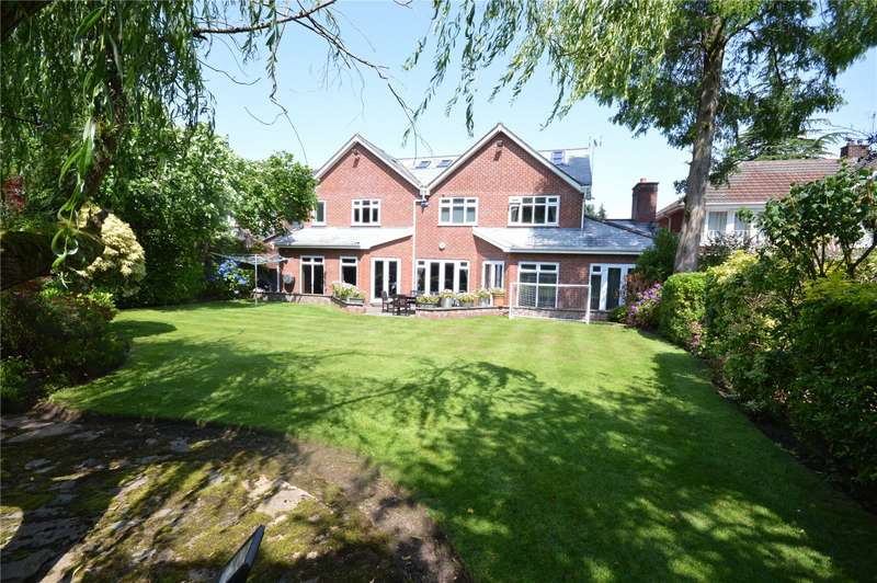 6 Bedrooms Detached House for sale in Quickswood Close, Woolton, Liverpool, L25