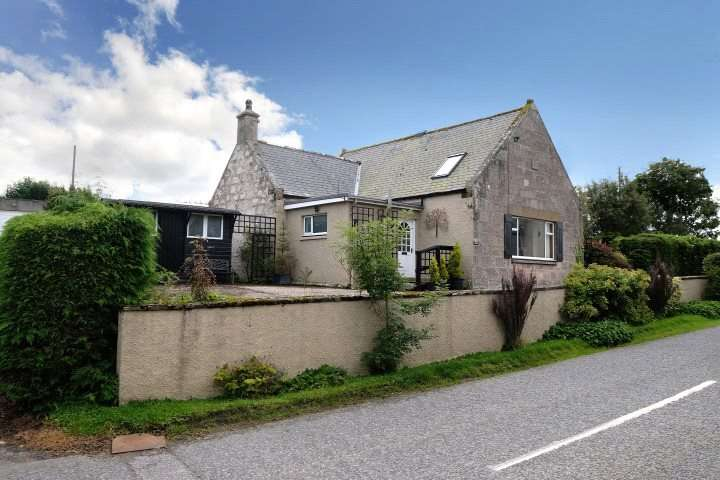 2 Bedrooms Detached House for sale in Mission Hall, Maggieknockater, Craigellachie, Aberlour, Moray, AB38
