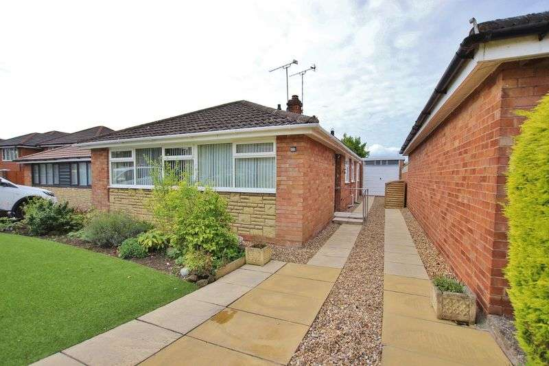 2 Bedrooms Property for sale in Leamington Close, Neston, Cheshire