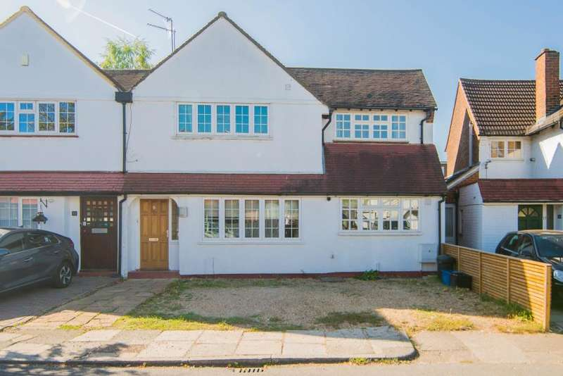 4 Bedrooms End Of Terrace House for sale in Warren Avenue, Richmond, TW10