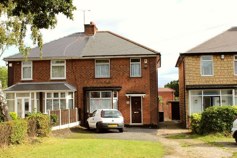 3 Bedrooms Semi Detached House for sale in Yardley Road, Yardley, Birmingham, B25