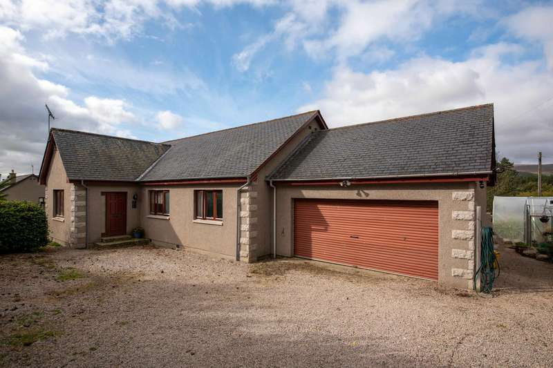 4 Bedrooms Detached House for sale in , Lumsden, Huntly, Aberdeenshire, AB54 4JL