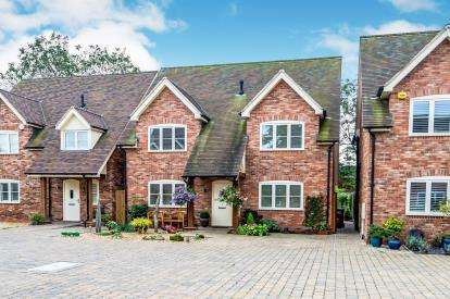4 Bedrooms Detached House for sale in Puddledock Grove, Alrewas, Near Burton-On-Trent, Staffordshire
