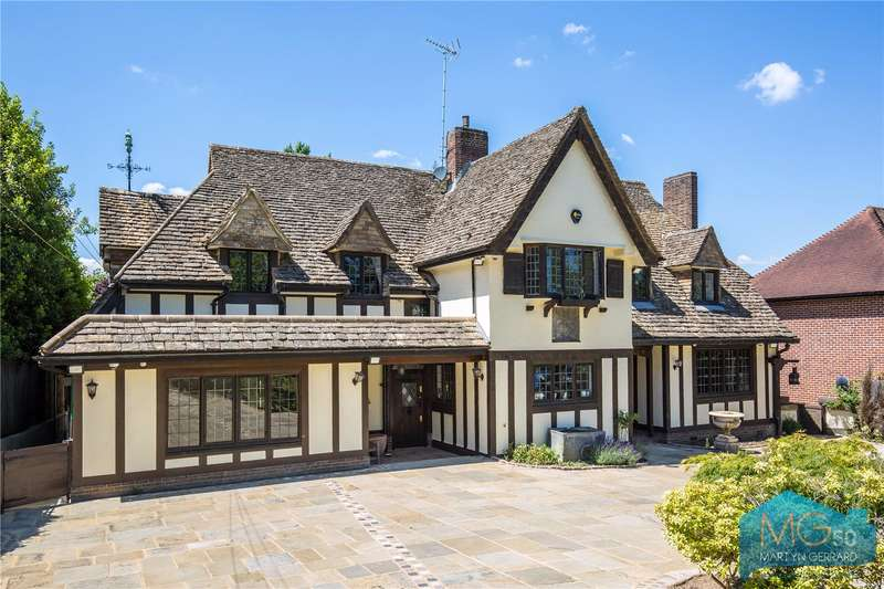 5 Bedrooms Detached House for sale in Cockfosters Road, Cockfosters, Hertfordshire, EN4