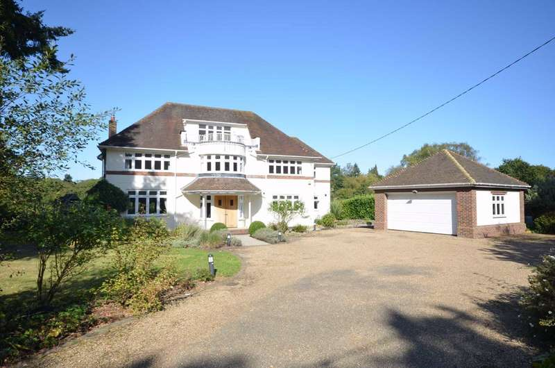 7 Bedrooms Detached House for sale in Blighton Lane, The Sands, Farnham