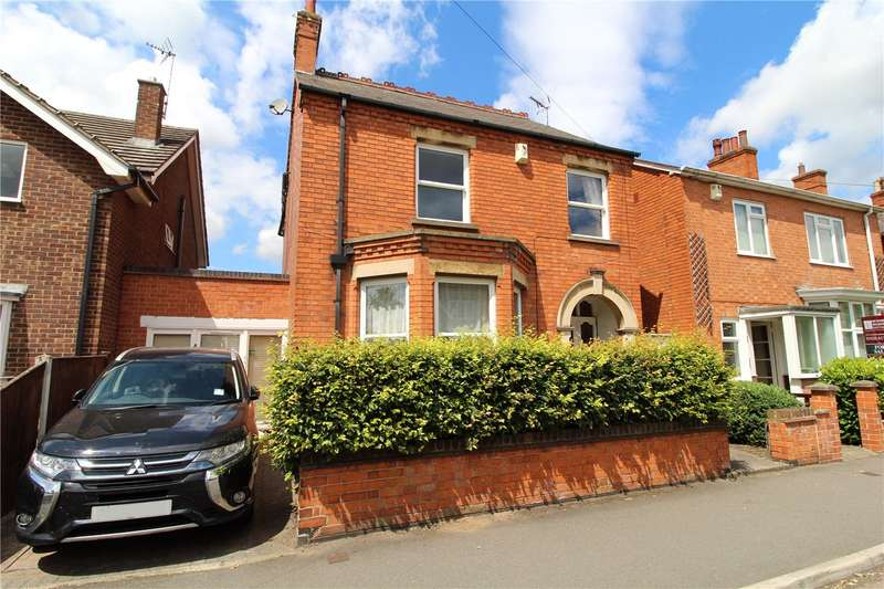 5 Bedrooms Detached House for sale in Lime Grove, Newark, NG24