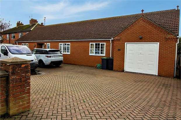 4 Bedrooms Detached Bungalow for sale in Main Street, North Kyme, Lincoln