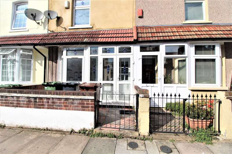 3 Bedrooms House for sale in Victoria Road, Barking, IG11 8PY