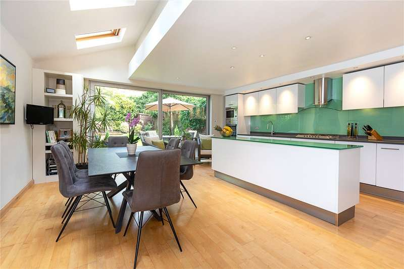 5 Bedrooms Semi Detached House for sale in Ormeley Road, London, SW12