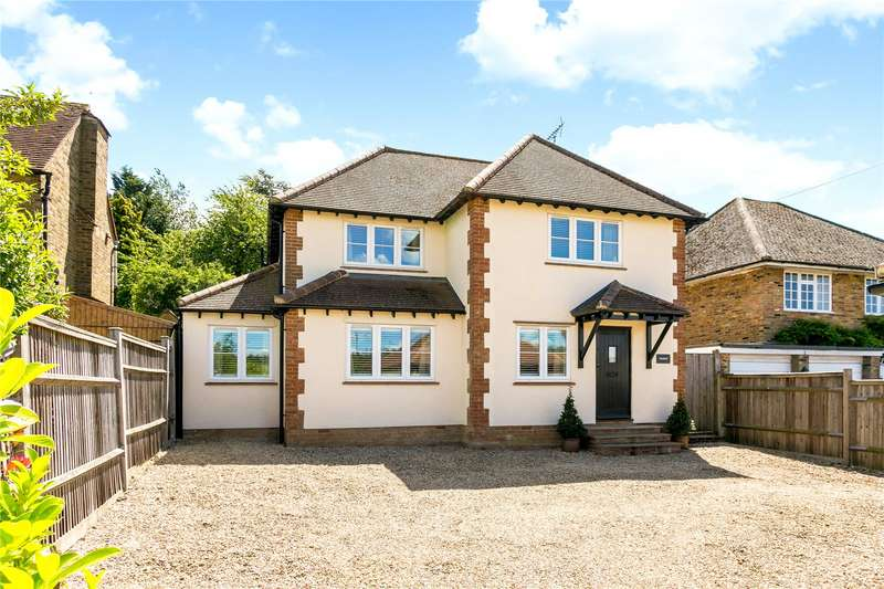4 Bedrooms Detached House for sale in Bottom Lane, Seer Green, Beaconsfield, Buckinghamshire, HP9