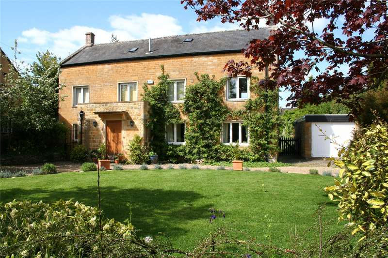 4 Bedrooms Detached House for sale in Draycott, Moreton-in-Marsh, Gloucestershire, GL56
