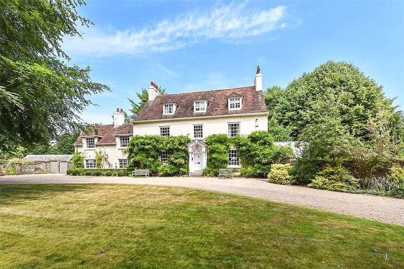 7 Bedrooms Detached House for sale in Church Lane, Walberton, Arundel, West Sussex, BN18