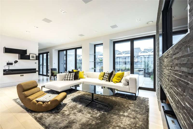 3 Bedrooms Penthouse Flat for sale in Roman House, Wood Street, London, EC2Y