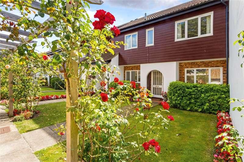 2 Bedrooms Retirement Property for sale in Claverton, 52 Woodfield Lane, Ashtead, Surrey, KT21