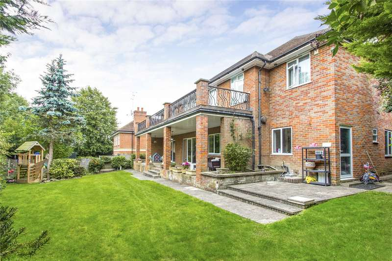 5 Bedrooms Detached House for sale in Fallowfield, Stanmore, Middlesex, HA7