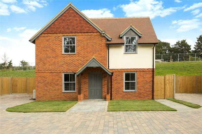 4 Bedrooms Detached House for sale in Plot 2 Potters Lane, Send, Woking, Surrey, GU23